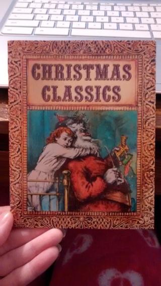 """Christmas Classics"" Treasures by Hallmark."