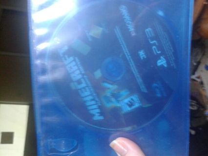 Minecraft for a PS3
