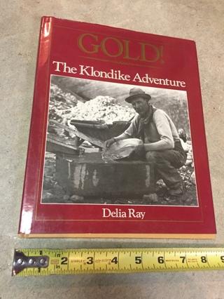 Gold Klondike Book 1989