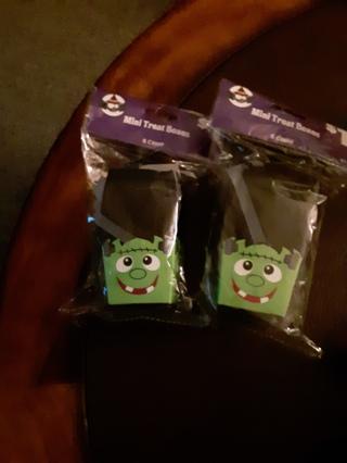 Mini Treat Boxes 6 count