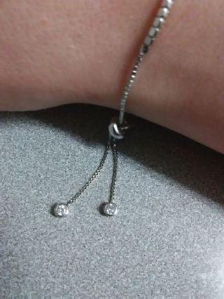Bolo Diamond Bracelet