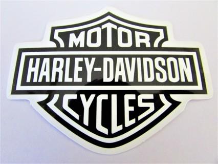 HARLEY DAVIDSON Vinyl Sticker- Helmet/Car/Skateboard/Business/Crafts