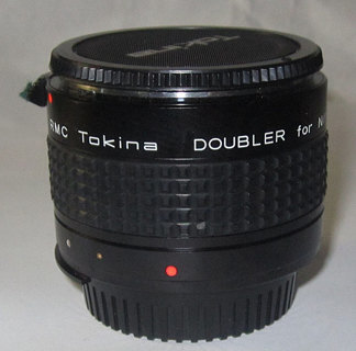 RMC TOKINA DOUBLER for N/AI LENS MADE IN JAPAN!!!!