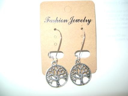 .Tree Of Life Earrings!!