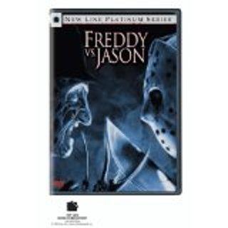 Freddy Vs. Jason dvd 2 disc set wide and full screen