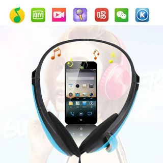 Computer Gaming Headphone With Mic Stereo Bass Earphone For PC Computer Gamer
