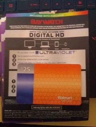 Baywatch uv code