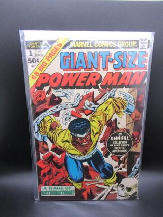 GIANT-SIZE POWER MAN #1
