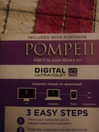 Pompell VUDU Code