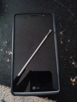 LG LS770 Stylus Boost