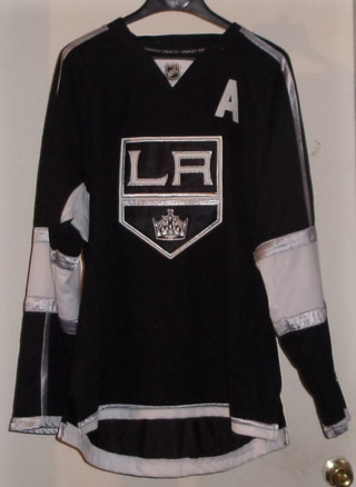 Los Angeles Kings (Anze Kopitar) Jersey (Adult-Large)