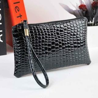 Womens Ladies Crocodile Leather Bags