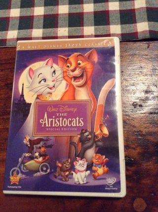 Disney The Aristocats (DVD, 2008, Special Edition)