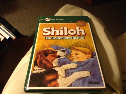 SHILOH by Phyllis Reynolds Naylor A winner of the 1992 NEWBERRY AWARD