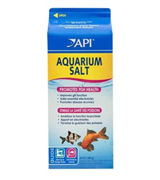 API AQUARIUM SALT Freshwater Aquarium Salt 65-Ounce Box