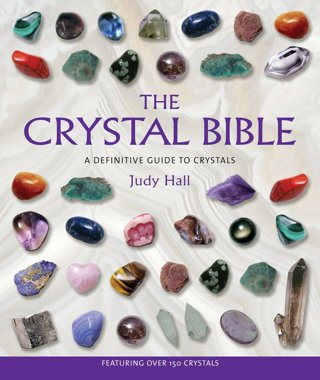 1 The Crystal Bible : A Definitive Guide To Crystals (Paperback) FREE SHIPPING
