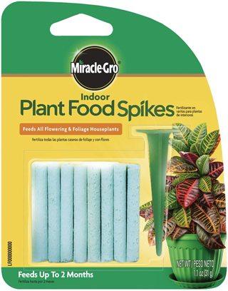 Plant Food 24 Spikes