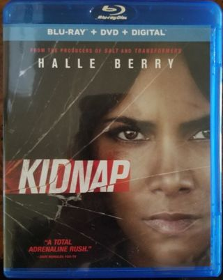 Free: Kidnap (2017) Digital or iTunes Code BRAND NEW! NEVER