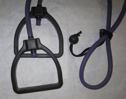 ADJUSTABLE JUMP ROPE & RESISTANCE BAND