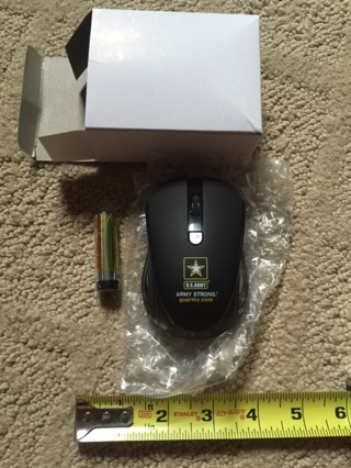 a brand called ed wireless mouse instructions