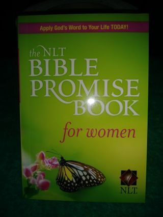 """❤♡❤♡❤♡BRAND NEW """"BIBLE PROMISE"""" BOOK(FOR WOMEN)❤♡❤♡❤"""