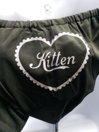 High waisted panties