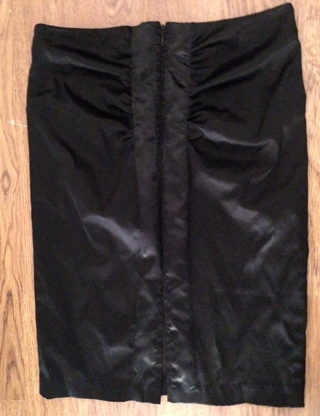 768da608f0 Free: *GIN FOR 9,999!!!* WINDSOR SIZE 1 RUCHED BUTT PENCIL SKIRT ...
