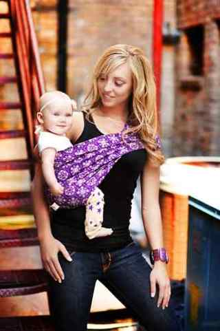31dd22bc0d2 Free  Seven Slings Purple size 6 sling free shipping - Other Baby ...