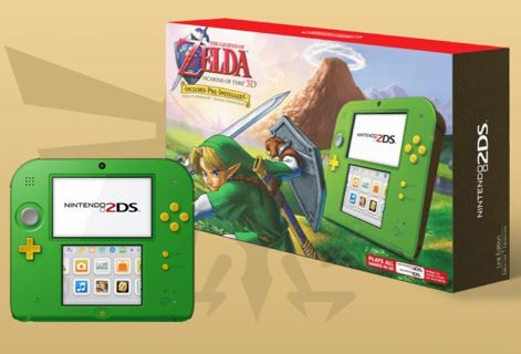 Free: NEW Special Edition Nintendo 2DS Game Console Legend