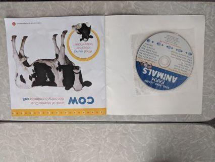 Children's book cd combo