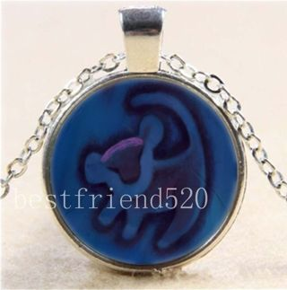 ~LION KING~PENDANT WITH CHAIN~NEW~GIFT WRAPPED~BONUSES~