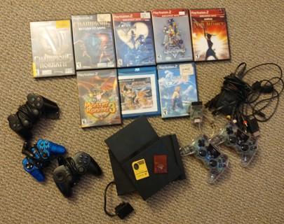 PlayStation #2 LOT!!!