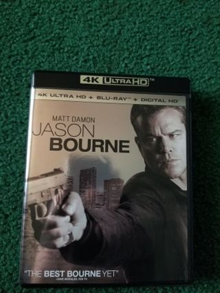 Jason Bourne uv