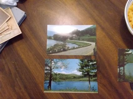 Rangeley Lakes,Maine Postcards