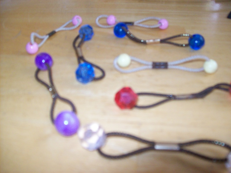 Free Ponytail Hair Girl Accessories Knockers Bubble Clips