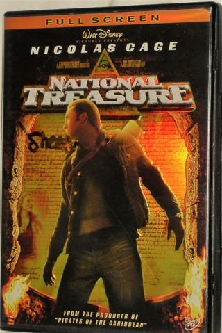 DVD: National Treasure