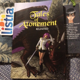 """""""Tales of Atonement Reunited"""" by M.A. Moreland"""