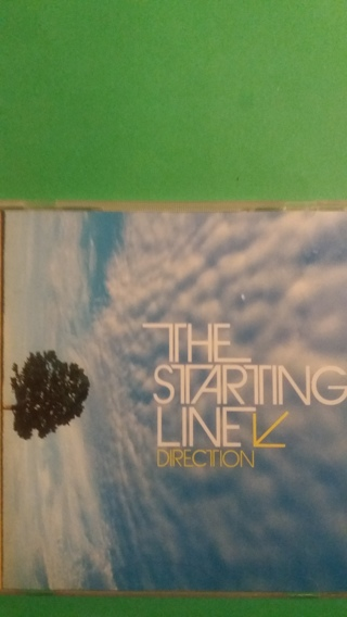 cd the starting line direction free shipping