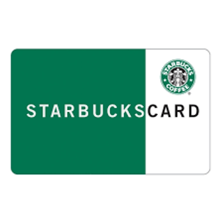 $7 Starbucks E-Gift Card