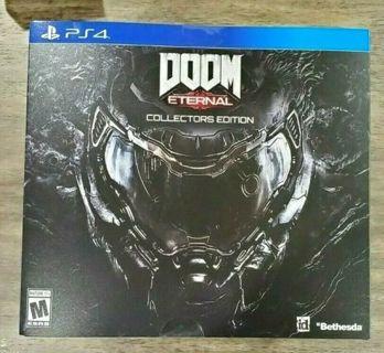 DOOM Eternal Collector's Edition PlayStation 4