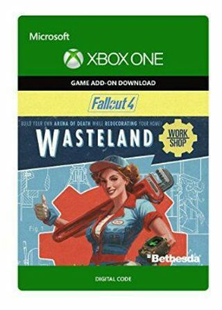 Free: Fallout 4: Wasteland Workshop - Xbox One Digital Code Or ps4