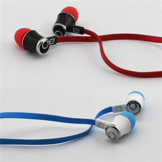 Earphones with 3.5mm ear strap in with Mic for iPhone Langsdom JM21