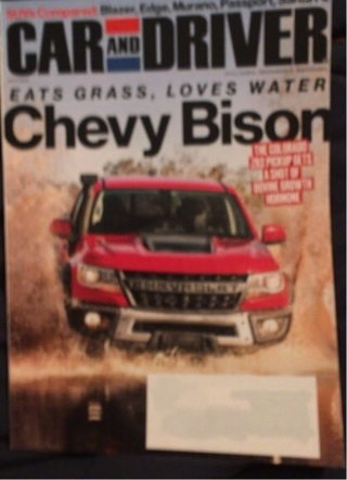 "2 Issues of ""CAR AND DRIVER"" Magazine - April & May 2019 - Brand New!! Unhandled!! Ship FREE!!"