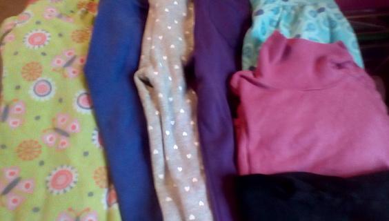 Girls Size (12-18) Months Clothing: EUC