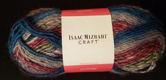 """NEW - Premier - Isaac Mizrahi - Yarn - """"Woolworth"""""""