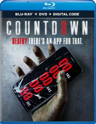 Countdown (Digital HD Download Code Only) *Horror* *Elizabeth Lail* *Tom Segura*