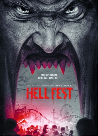 Hell Fest HDX digital copy