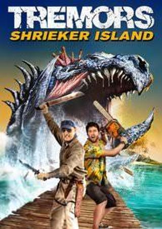 UV Ultraviolet Digital Movie Code for Tremors Shrieker Island HD (High Defintion)