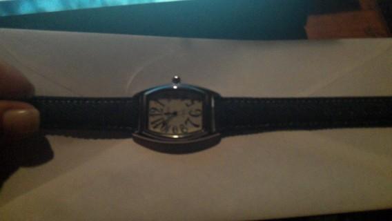 New demin watch