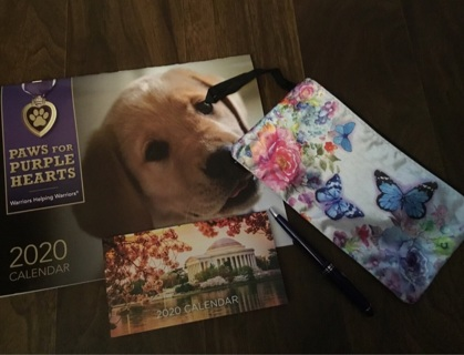 Paws for Purple Hearts